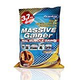 Quamtrax Nutrition Massive Gainer, Sabor Chocolate - 3700 gr