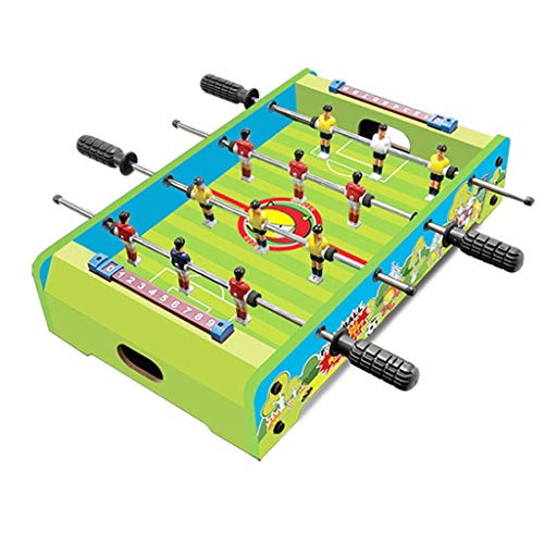Table Football Multiplayer Interactive Game Table Table Puzzle Football Toy Children's Football Machine Toy Parent-child Interactive Toy Intellectual Development Toy Best Gift For Children Toys & Game