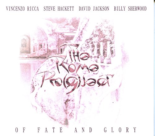 Rome Pro(G)Ject II: Of Fate and Glory (Audio CD)