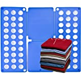 Babz ADULT MAGIC CLOTHES FOLDER T SHIRTS JUMPERS ORGANISER FOLD LAUNDRY SUITCASE