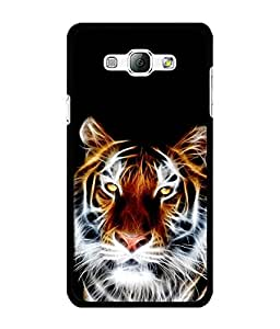 Crazymonk DIGITAL PRINTED BACK COVER FOR SAMSUNG GALAXY A8