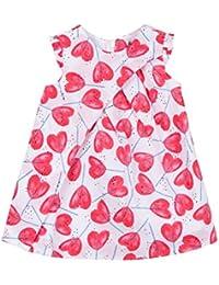 Catimini Baby Girls' Robe Percal IMP Party Dress