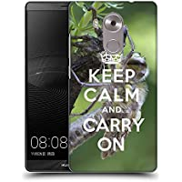 Super Galaxy Coque de Protection TPU Silicone Case pour // Q01013403 keep calm and carry on 620 // Huawei Ascend Mate 8