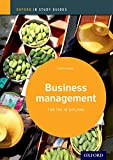 New IB Business Management Study Guide: Build Unrivalled Assessment Potential (Ib Diploma Program)