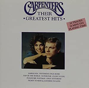 Carpenters: Their Greatest Hits