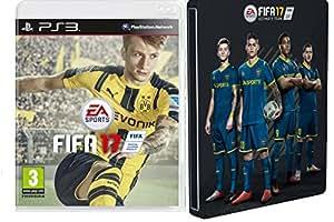 FIFA 17 + Steelbook Esclusiva Amazon - PlayStation 3