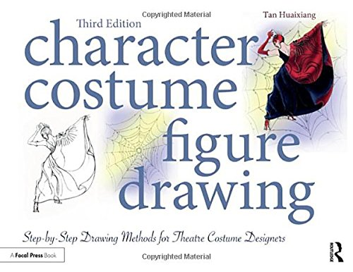 gure Drawing: Step-by-Step Drawing Methods for Theatre Costume Designers (Step Dance Kostüme)