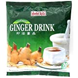Jengibre Bebida por Dorado Kili, 40 Bolsita Total (2 paquetes de 20 Sobres)