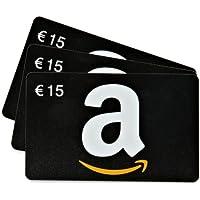 Amazon.de Geschenkgutschein im Multi-Pack - 3 Gutscheine - mit kostenloser Lieferung am nächsten Tag
