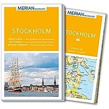 Stockholm: MERIAN momente - Mit Extra-Karte zum Herausnehmen