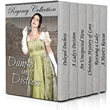 Damsel in Distress: Regency Collection (English Edition)