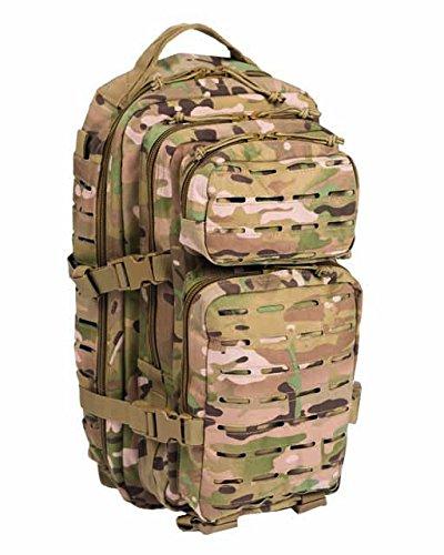 ultitarn - Camouflage-Rucksack, 20l, lasergeschnitten ()