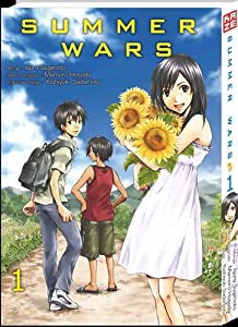 Summer Wars Edition simple Tome 1