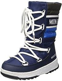 Moon Boot Unisex-Kinder We Quilted Jr Wp Schneestiefel