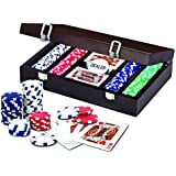 Craftsman Deluxe Texas Holdem Poker Juego