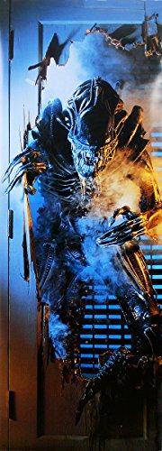 Alien-Poster-53cm-x-158cm-Geschenkverpackung-Verschenkfertig