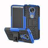 Moto E5 Plus Case, Moto E5 Supra Case, Heavy Duty Full-Body