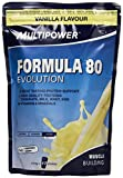 Multipower Formula 80 Evolution, Vanilla, 510 g