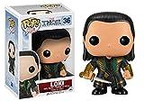 Funko - Pdf00003984 - Figurine Cinéma - Pop - Thor 2 - Loki