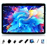 Tablet 10 inch Android 10.0 MEBERRY Tablet-PC 4 GB RAM+ 64 GB ROM Google GSM-Certificering:Met Acht-Core Processor|8000mAh|WI-FI|Bluetooth|GPS|(5.0 + 8.0 MP camera) - Blauw
