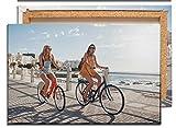 wandmotiv24 Ihr Foto auf Leinwand - 1-teilig - Querformat 60x40cm (BxH), SOFORT ONLINE VORSCHAU, personalisierte Bilder als Fotogeschenk, Wandbild, Geschenkideen, Fotogeschenke, Geschenke,