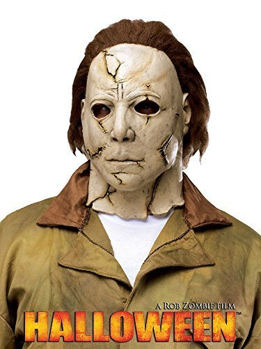 Rob Zombie Halloween: Michael Myers Latex (Myers Maske Rob Michael Zombie)