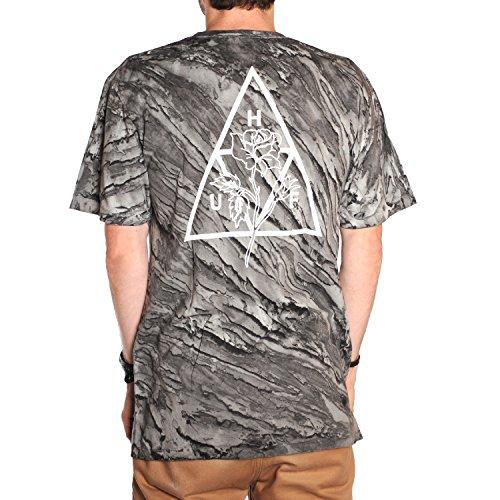 Rose Tie Dye T-shirt (Huf mns T-Shirt Ambush Tie Dye Rose TT - black Größe: M Farbe: Black)