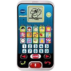 VTech- Smartphone V Phone Kid, 80-139305