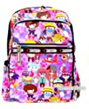 XIAOMEI Colourful Cartoon A4 Backpack 862M Great for Travel Holiday School or College etc.