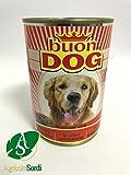 bocconcini con manzo govedino per cani 24 scatolette