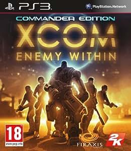 XCOM: Enemy Within - Commander Edition [PEGI] - [PlayStation 3]