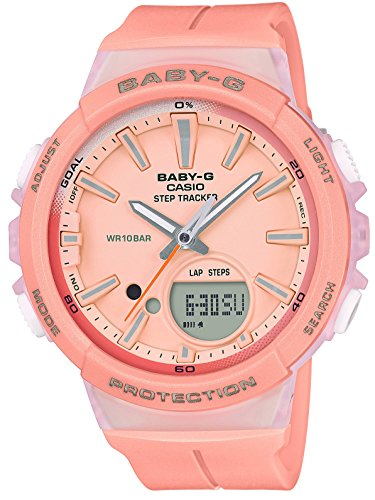 CASIO BABY-G ~for running~ STEP TRACKER BGS-100-4AJF