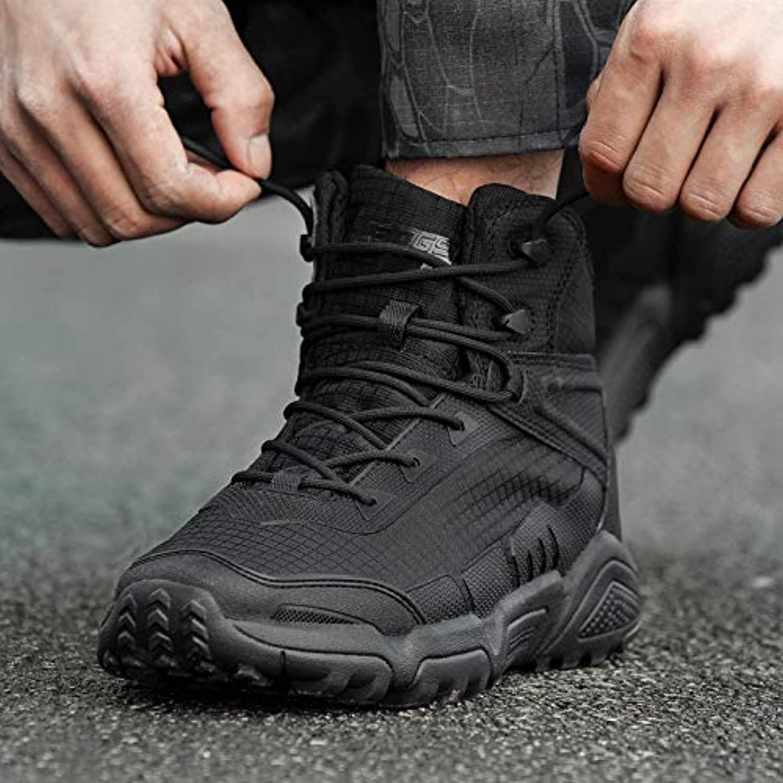 HCBYJ scarpa Gli Stivali Tattici da Campo Tattici di Combattimento Combattimento Combattimento tattico Medio e Basso Indossano l'assorbimento...   Alta Qualità  bb43ab