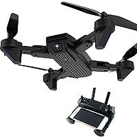 Specifiche:  Nome articolo: SG700 Wifi FPV Drone  Colore: nero, bianco  Materiale: ABS  Dimensioni pieghevoli: 17cm * 14.5cm * 6cm  Espandi formato: 30cm * 30cm * 6cm Peso del prodotto (batteria inclusa): 147g  Batteria del telecontrollo: Bat...