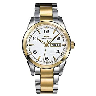 Reloj Sandoz Portobello 72599-50 Mujer Blanco