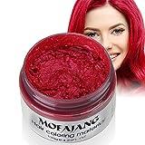 SOMEAS Instant Haarfarbe Wachse Einfach Waschbar Red