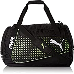 Puma Evopower Medium Bag Bolso de Deporte, Unisex Adulto, Negro, Talla Única