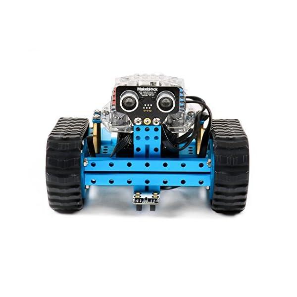 51JlpxHNMTL. SS600  - Makeblock Ranger - 3 en 1 Robótica Transformable STEM Robot Kit Educativo, Aprender Coding con Un Montón de Divertido