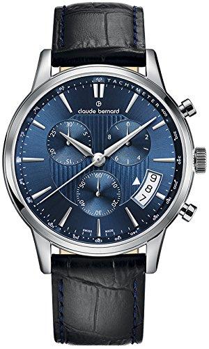 Claude Bernard Classic Chronograph Men's watches 01002 3 BUIN