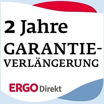 2 Jahre GARANTIE-VERLÄNGERUNG für Kompaktanlagen von 500,00 bis 599,99 EUR