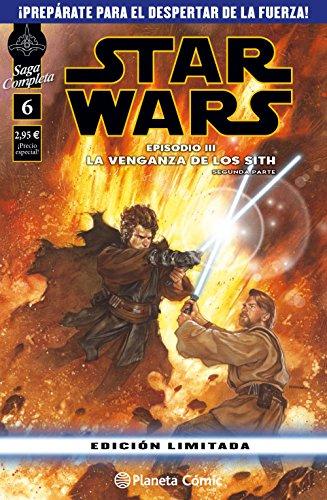 Descargar Libro Star Wars. Episodio III (Segunda parte) - La venganza de los sith de AA. VV.