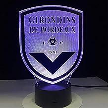 Drap De Bain pour Voyage Et Fitness S/échage Rapide FFYS-BSTG FC Girondins De Bordeaux Serviette Microfibre Serviette De Plage pour Femme Homme Et Enfants
