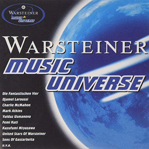 warsteiner-music-universe-1999-import-anglais