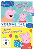 Peppa Pig Doppelpack - Schweinchen in der Mitte & Meine Geburtstagsparty [2 DVDs]