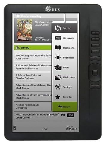 ICARUS Liseuse électronique Omnia 7