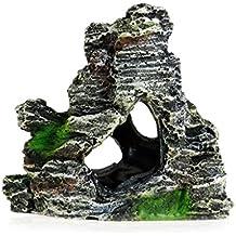 Fogun - Figura Decorativa para Acuario, diseño de Cueva de Cueva