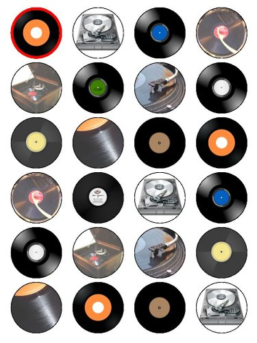 x24-15-vinyl-record-cup-cake-toppers-decorations-on-edible-rice-paper