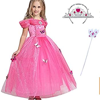 1437f417da183 Robe Princesse Enfant Fille