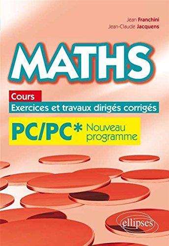 Maths cours, exercices et travaux dirig�...