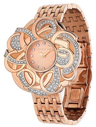 Cerruti Damen Armbanduhr Rosegold CRWM041S2810